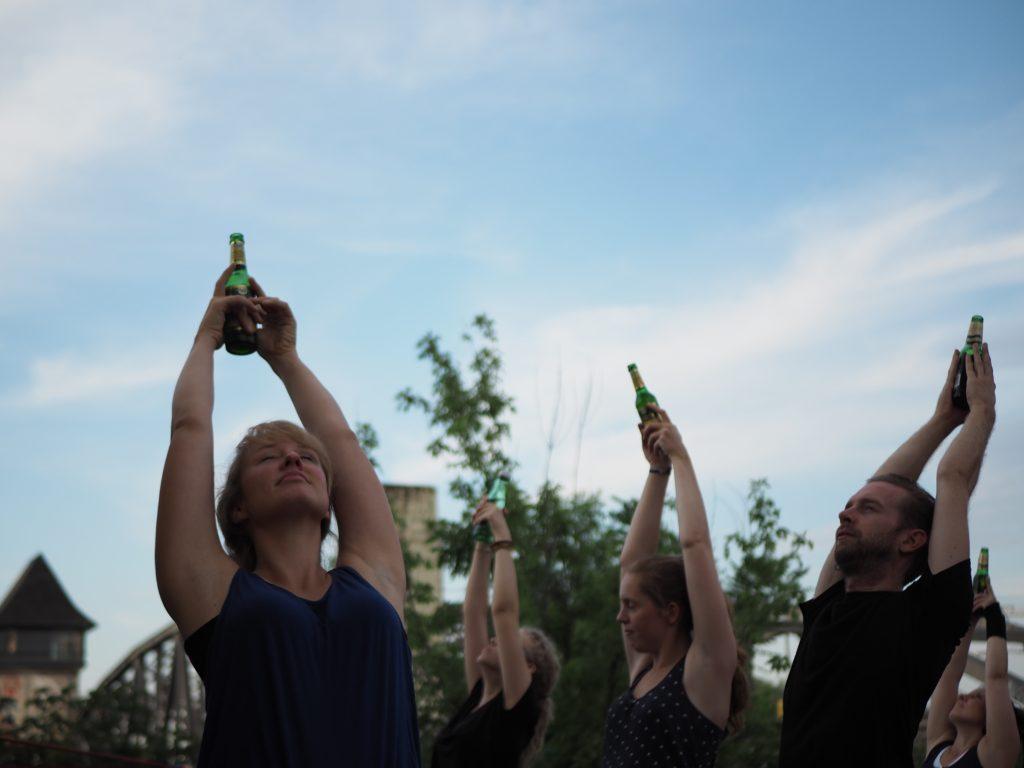 bier joga