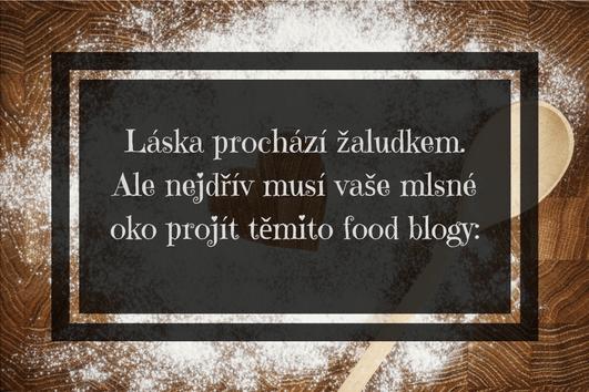 Jak vidím food blogyjá! (1)