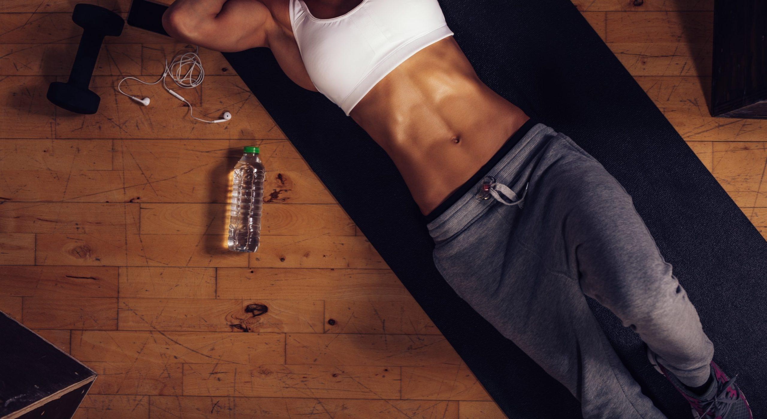 Břicho 30 denní výzva