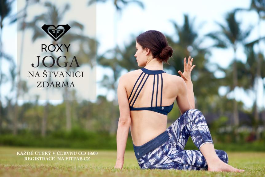 Roxy Yoga Štvanice