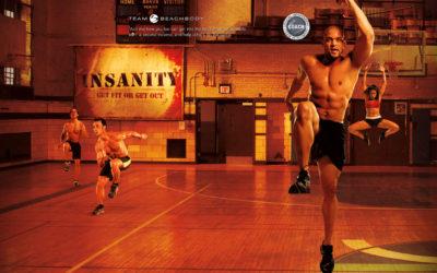 Insanity: 60 denní fitness šílenství, které si zamilujete