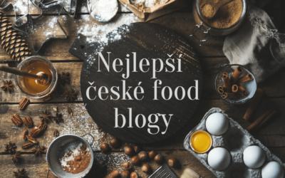 27 nejlepších českých food blogů, které byste měli sledovat