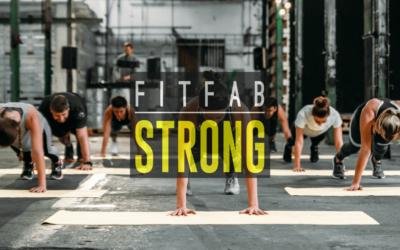 FITFAB Strong: 4týdenní fitness program, který si zamilujete!
