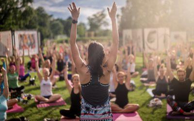 Roxy Yoga na Štvanici i v roce 2019! Dorazíte?